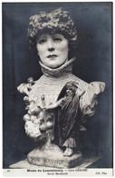 Musée Du Luxembourg Léon Gérome Sarah Bernhardt - Skulpturen