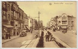 KNOCKE S/ Mer - Avenue Lippens - Knokke