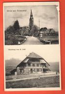 ZBI-20  SELTEN Heimiswil Heimiswyl Emmenthal. Handlung Von R. Lüdi.. Stempel Kalchofen 1926 - BE Berne