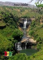 Guinea Fouta-Djalon Waterfalls New Postcard - Guinée