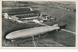 Friedrichshafen - Graf Zeppelin + C1930 - Unclassified