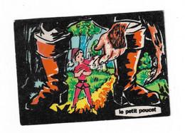 Cpa Velours LE PETIT POUCET - Fumetti