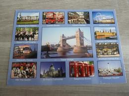 LONDON - MULTI-VUES - EDITIONS KARDORAMA - - Tower Of London