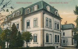 St. Gallen - Entbindungs-Anstalt + 1915 - SG St. Gallen