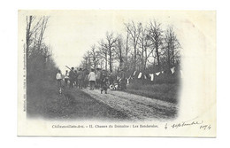 52 Chateauvillain - Arc. Chasses Du Domaine, Les Banderoles (6452) - Chateauvillain