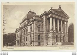 AK  Oldenburg Landestheater 1932 - Oldenburg
