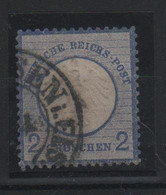 Deutsches Reich 1872 Michel Nr. 5 Gestempelt - Oblitérés