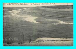 A729 / 349 40 - CAPBRETON SUR MER Plage Sauvage Entrée Du Canal - Capbreton