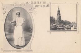 Groeten Uit Amsterdam - Dienstmeisje - Amsterdam