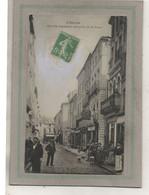 CPA - (11) LIMOUX - Aspect De La Rue Des Augustin En 1913 - Limoux