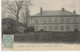 NOGENT Le PHAYE  -  Château De La Boissière - Other Municipalities