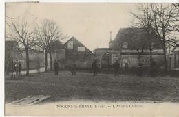 NOGENT Le PHAYE  -  L'Ancien Château - Sonstige Gemeinden