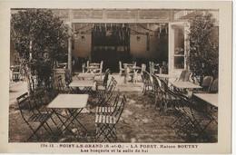 NOISY LE GRAND  -  LA FORÊT  -  Maison BOUTET  -  Les Bosquets Et La Salle De Bal  - - Noisy Le Grand