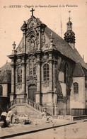 Carte Postale Ancienne - Dép. 58 - NEVERS - Chapelle De L' Ancien Couvent De La VISITATION - Nevers