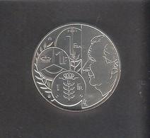 Médaille FDC 2001 Adieu Au Franc Belge. - Unclassified