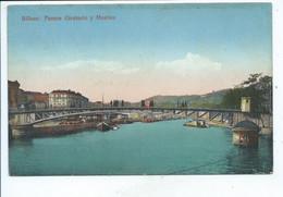 Bilbao Puente Giratorio Y Muelles - Vizcaya (Bilbao)