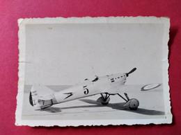 Photographie Ancienne Argentique  Chasseur DEWOITINE  D.501 - Ancre Sur Le Dérive - Aéronavale - Années 30/40 - BE - Aviación