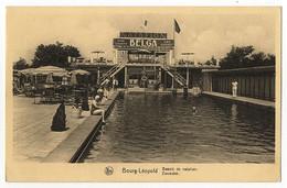 Bourg Leopold - Bassin De Natation, Zwemdok - Leopoldsburg