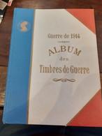 France Album Delandre Comprenant Plus 600 Vignettes Différentes , Album Trés Propre Avec Catalogue 3 Eme Tirage RRR - Military Heritage