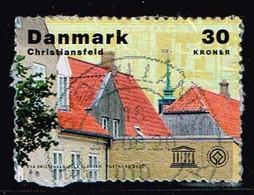Dänemark 2020,Michel# 2006 O  UNESCO World Heritage Sites In Denmark (2020): Christiansfeld - Used Stamps