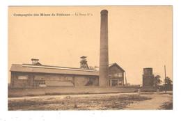 CPA 62 BETHUNE Compagnie Des Mines De Bethune Fosse N°5 - Bethune