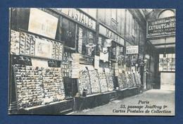 ⭐ France - Carte Postale - Paris - Passage Jouffroy  ⭐ - Paris (09)