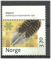 Norway 1997 Norwegian Post 350 Years, Establishment Of The Rondane National Park (1962)  Mi 1251 MNH(**) - Neufs