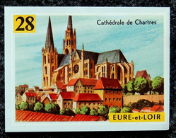 Image VOLUMÉTRIX - Géographie N°47 - Départements - 28 EURE-ET-LOIRE Cathédrale De CHARTRES - Otros