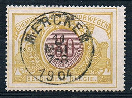 TR 39 Rondstempel Merckem Voor 1.30 Euro - 1895-1913
