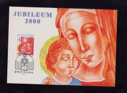 Carte Maximum  2000 Noel Christmas - FDC