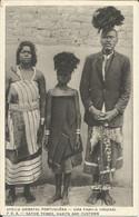 001315 - ANGOLA - NATIVE TRIBES, HABITS AND CUSTOMS - Angola