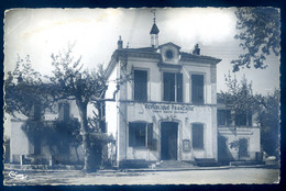 Cpsm Du 83 Le Val La Mairie Et Les Ecoles   SE20-25 - France