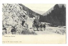 Gruss Aus Davos, Post (?) (6459) - GR Grisons