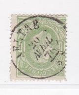 N° 30 Dubbel Cirkel Aalter 1875 - 1869-1883 Leopold II.