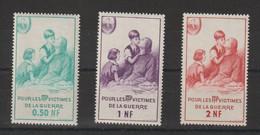 France 1961 Timbre De Bienfaisance PTT 78-80 3 Val ** MNH - Sonstige