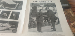 ILL 05 /SAKHALINE JAPON/CHAH PERSE A PARIS/LIEGE EXPOSITION//ALBERT GUILLAUME /JEAN JACQUES HENNER BERNWILLER - 1900 - 1949