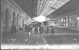 Le Mans Interieur De La Gare - Le Mans