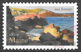 2020 (forever) Maine, Used - Verenigde Staten