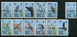 SALE  British Virgin Islands 1985 Mi. 500I-518I  Specimen  Mushrooms(501I,505I,507I,510I,513I)  MNH - Paddestoelen