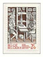 NB - [151128]SUP//**/Mnh-[1677] Belgique 1973, Presse De 1473, Typographie, SNC - Sonstige
