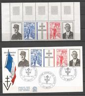 FRANCE ANNEE 1971 N°1698A NEUFS** MNH + 1ER JOUR 10.11 NOV 1971 METZ - Nuovi