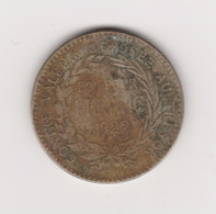 MARTINIQUE - 1 FRANC 1922 - Antillen