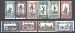 Eritrea 1930 Sass.155/64 */MH VF/F - Eritrea