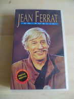 Cassette Vidéo Jean Ferrat - Concert & Music