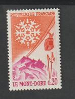 ANNÉE -  1961 -   N° 1306 - Le Mont Dore  -   Neuf Sans Charnière - Unused Stamps
