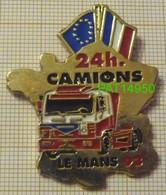 24 HEURES CAMIONS LE MANS 93 1993 - Transportation