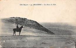 France Cote D'Argent Arcachon Les Dunes Du Pilat 1920 - Altri