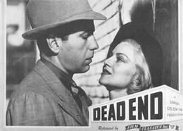 Humphrey Bogart Claire Trevor Carte Sépia Foncé - Acteurs
