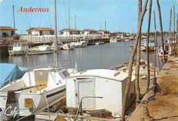 France Andernos Le Port Estreicole, Bateaux Boats Harbour - Altri