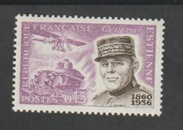 ANNÉE -  1960 -   N° 1270  - Centenaire De La Naissance Du Général Estienne -   Neuf Sans Charnière - Unused Stamps